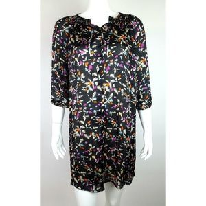 COLLECTIVE CONCEPTS Feather Top Tunic - Small